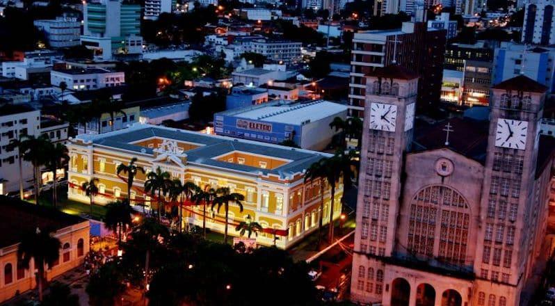 Onde Ficar Em Cuiabá: Centro