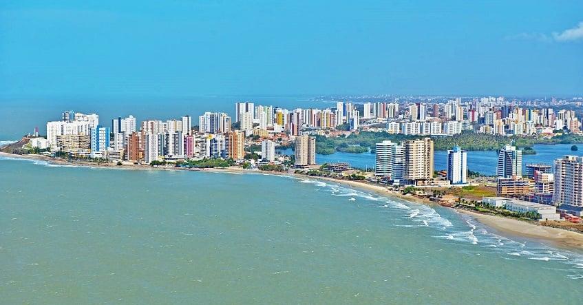 Onde Ficar Em São Luís: Praia do Calhau