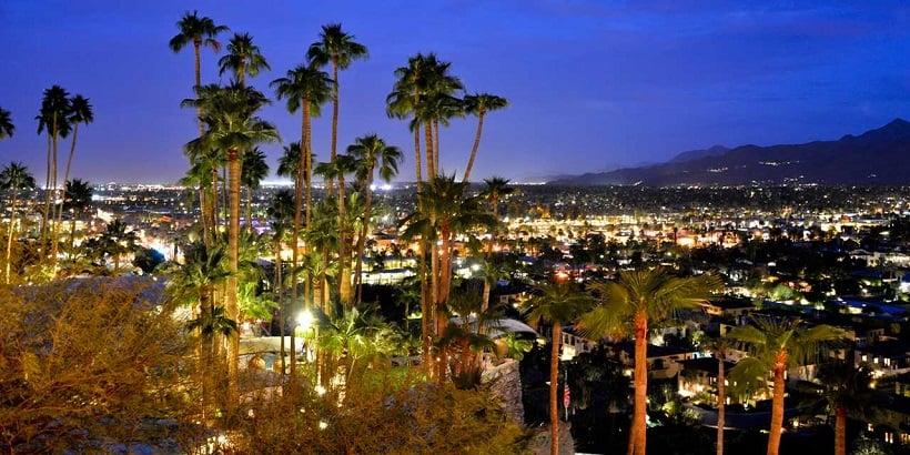 Onde Ficar Em Palm Springs: Centro