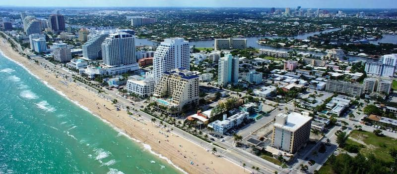 Onde Ficar Em Fort Lauderdale: Central Beach