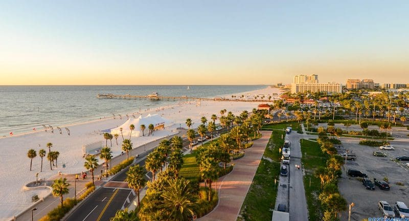 Onde Ficar Em Clearwater: South Gulfview Boulevard