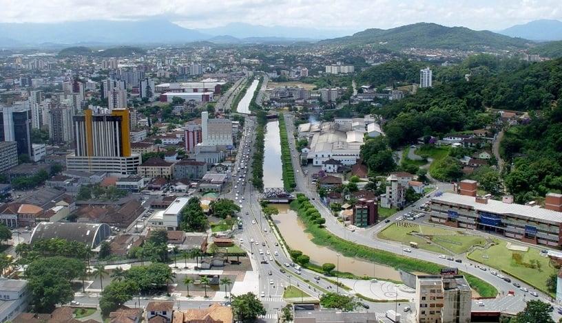 Onde Ficar Em Joinville: Centro