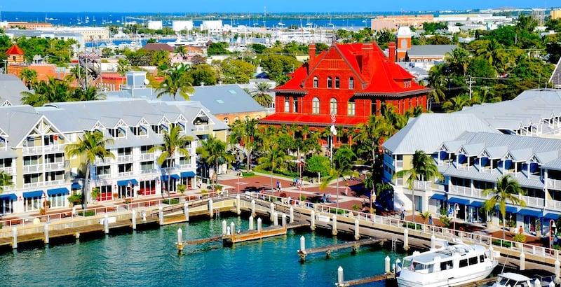 Onde Ficar Em Key West: Centro