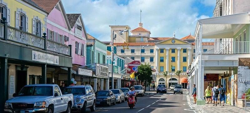 Onde Ficar em Bahamas: Centro de Nassau
