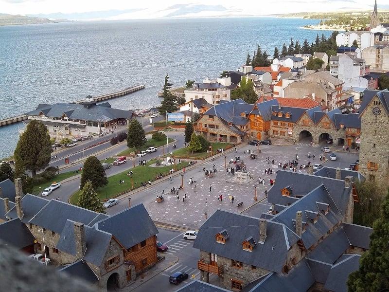 Onde Ficar em Bariloche: Centro da Cidade