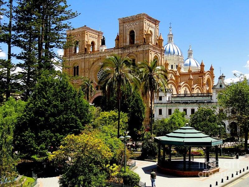 Onde Ficar em Cuenca: Centro da Cidade