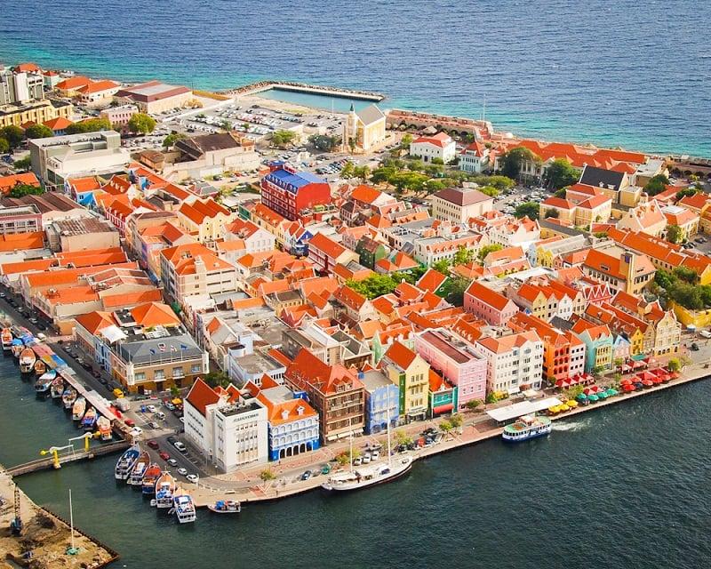 Onde Ficar em Curaçao: Willemstad
