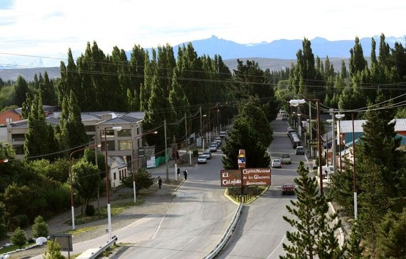 Onde Ficar em El Calafate: Centro da Cidade