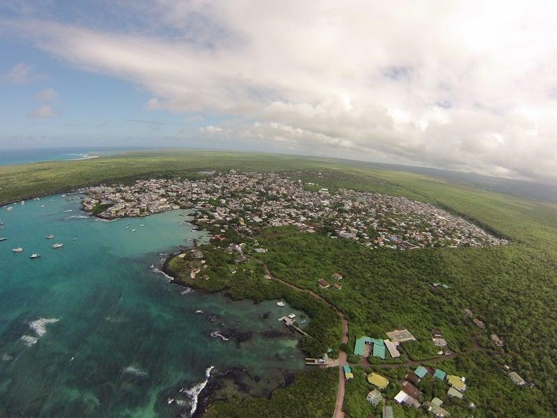 Onde Ficar em Galápagos: Puerto Ayora