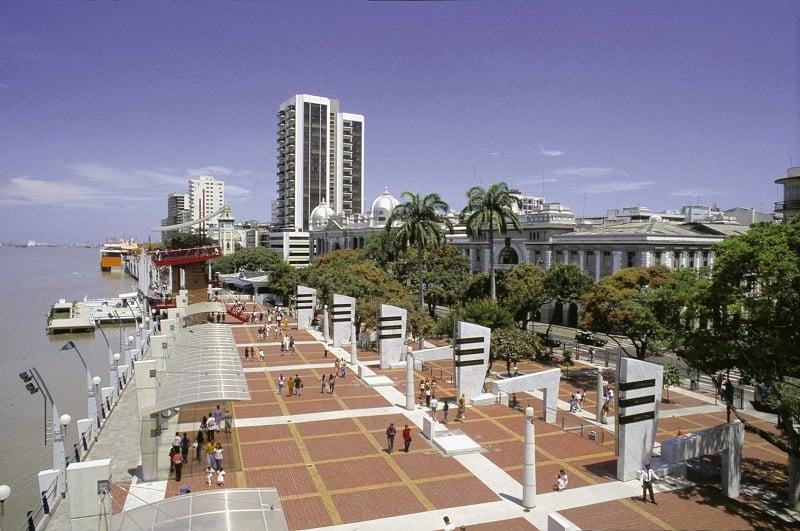 Onde Ficar em Guayaquil: Centro da Cidade