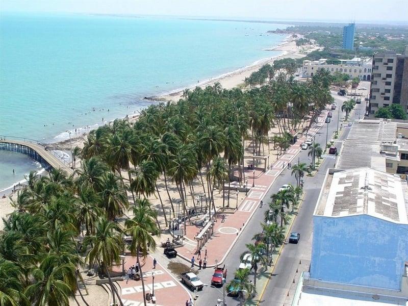 Onde Ficar em Manta: Praia Murciélago