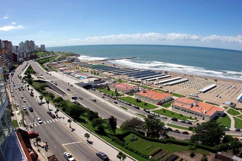 Onde Ficar em Mar del Plata: Praia Grande