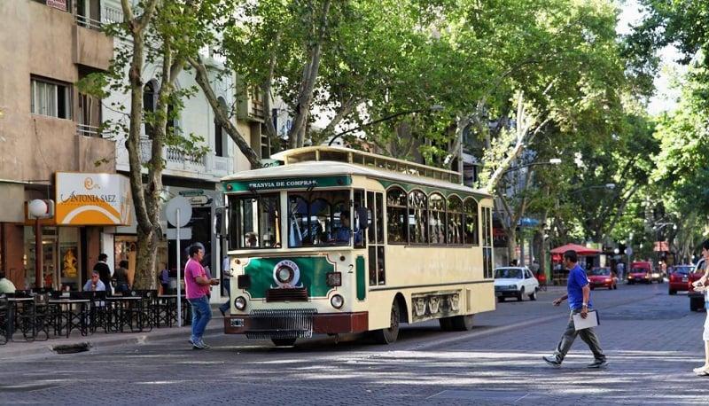 Onde Ficar em Mendoza: Centro da Cidade