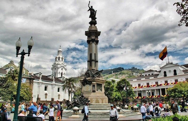 Onde Ficar em Quito: Centro da Cidade