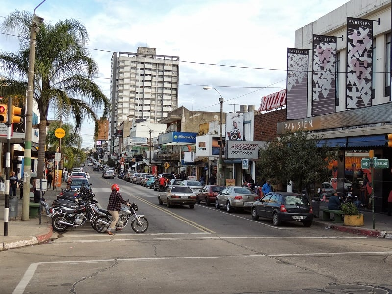 Onde Ficar em Rivera: Praça Internacional
