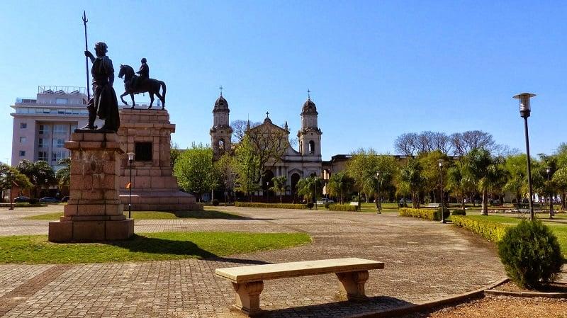 Onde Ficar em Salto: Centro da Cidade