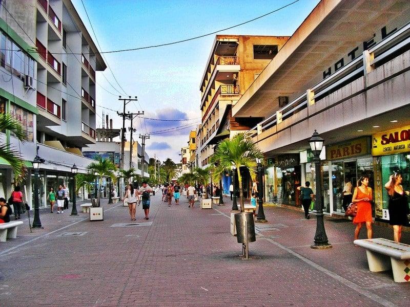 Onde Ficar em San Andres: Centro da Cidade