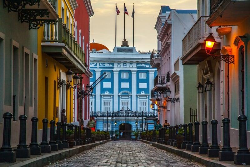 Onde Ficar em San Juan: Cidade Velha