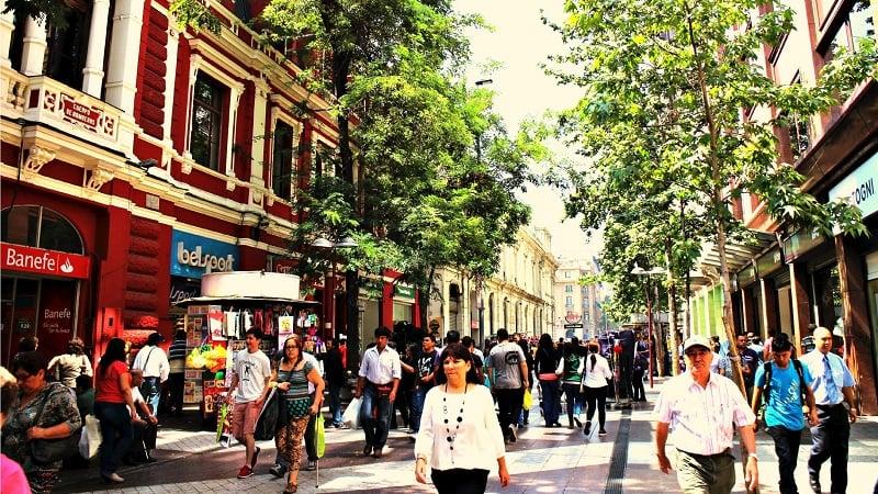 Onde Ficar em Santiago do Chile: Centro da Cidade