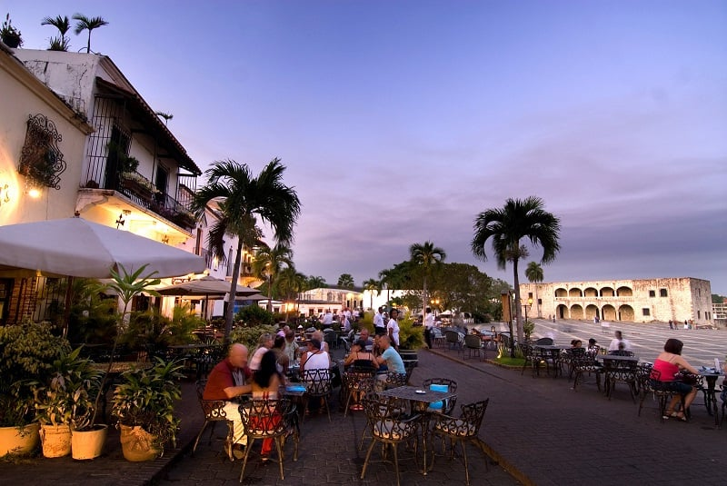 Onde Ficar em Santo Domingo: Zona Colonial