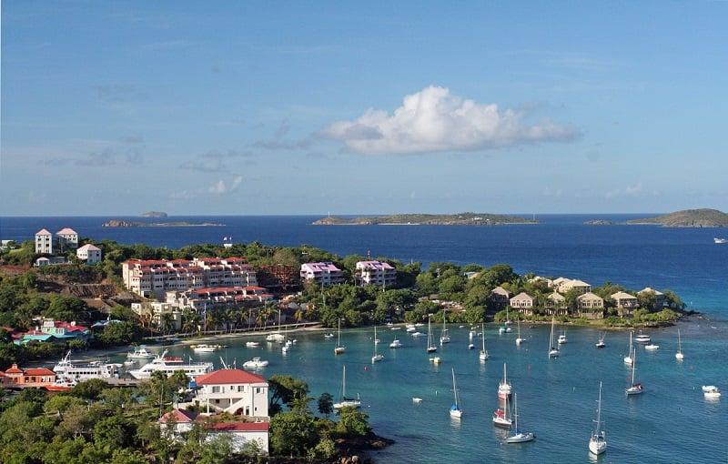 Onde Ficar em St. John: Cruz Bay