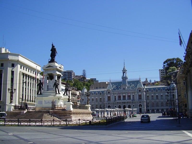 Onde Ficar em Valparaíso: Bairro Puerto