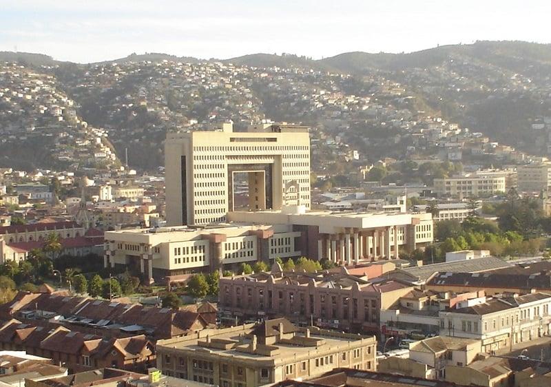 Onde Ficar em Valparaíso: El Almendral