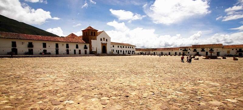 Onde Ficar em Villa de Leyva: Centro da Cidade