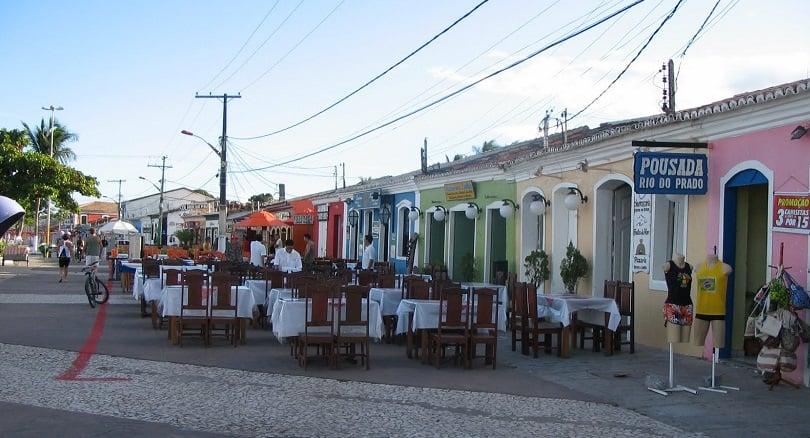 Onde Ficar Em Porto Seguro: Centro