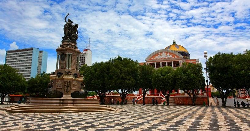 Onde Ficar Em Manaus: Centro Histórico