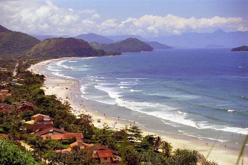 Onde Ficar Em São Sebastião: Praia de Juquehy