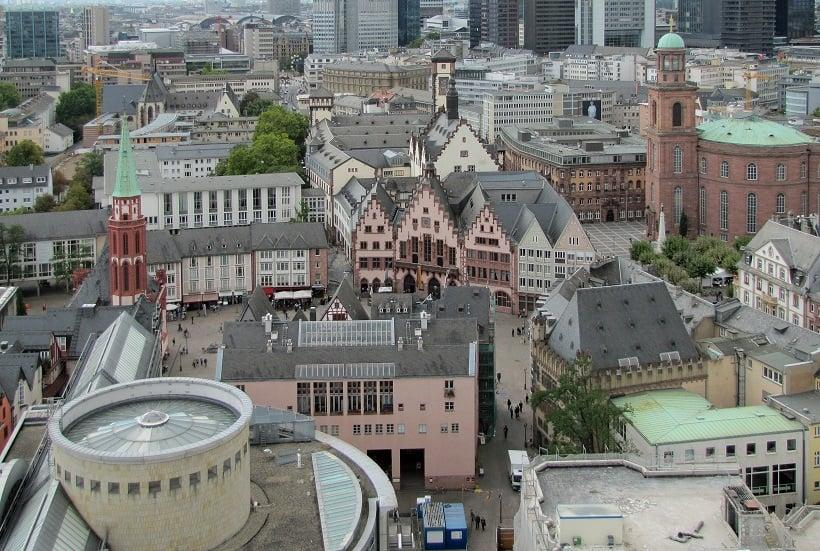 Onde Ficar Em Frankfurt: Centro Histórico
