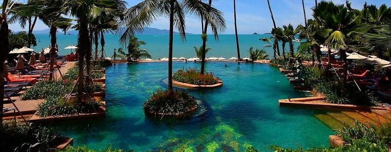 Onde Ficar em Bophut na Tailândia