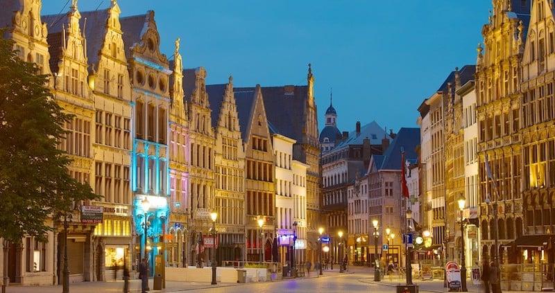 Onde Ficar em Antuérpia na Bélgica: Centro