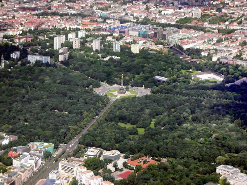Onde Ficar Em Berlim: Tiergarten