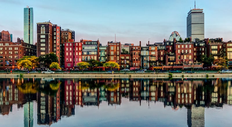 Onde Ficar Em Boston: Back Bay