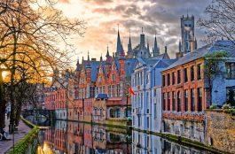 Onde Ficar em Bruges na Bélgica