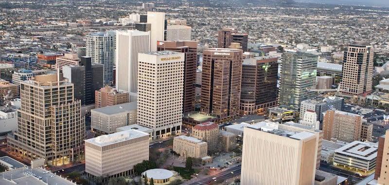 Onde Ficar Em Phoenix: Centro