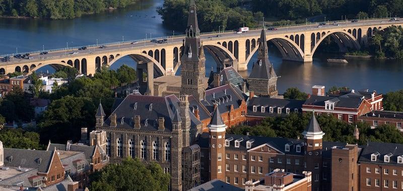Onde Ficar Em Washington: Georgetown