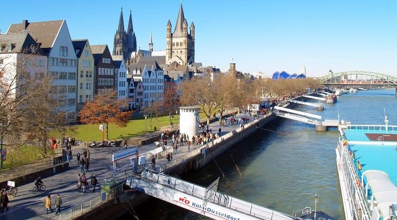 Onde Ficar em Colônia: Centro Histórico