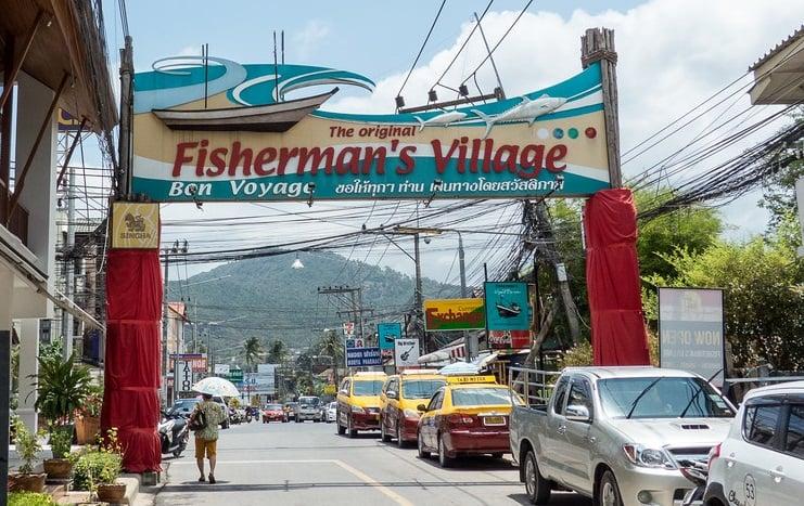 Onde Ficar Em Bophut: Fisherman's Village
