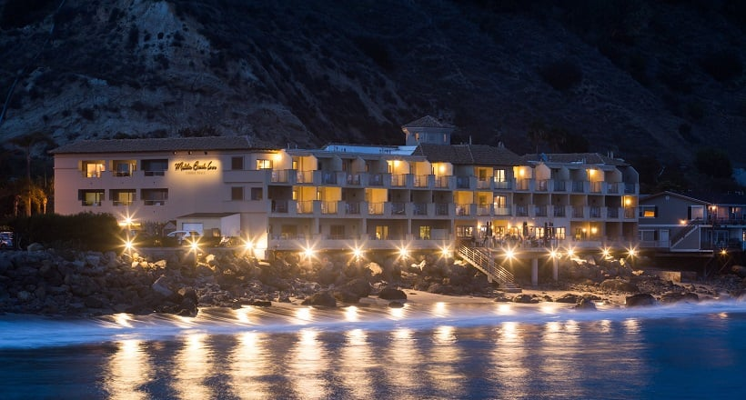 Onde Ficar Em Malibu: arredores da praia