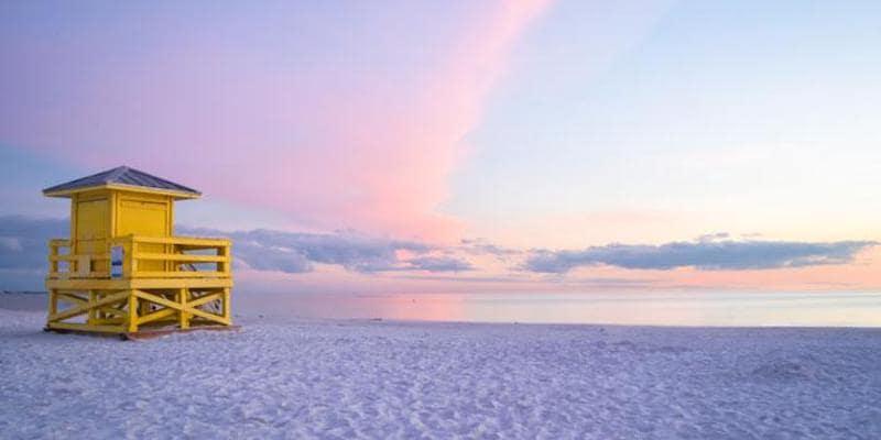 Onde Ficar Em Sarasota: Siesta Key