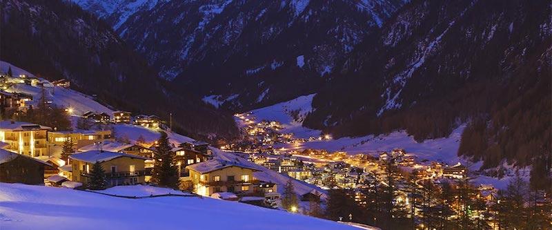 Onde Ficar em Sölden na Áustria: Centro