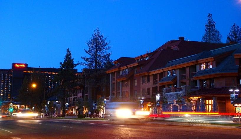 Onde Ficar Em South Lake Tahoe: Centro
