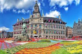 Onde Ficar em Antuérpia na Bélgica