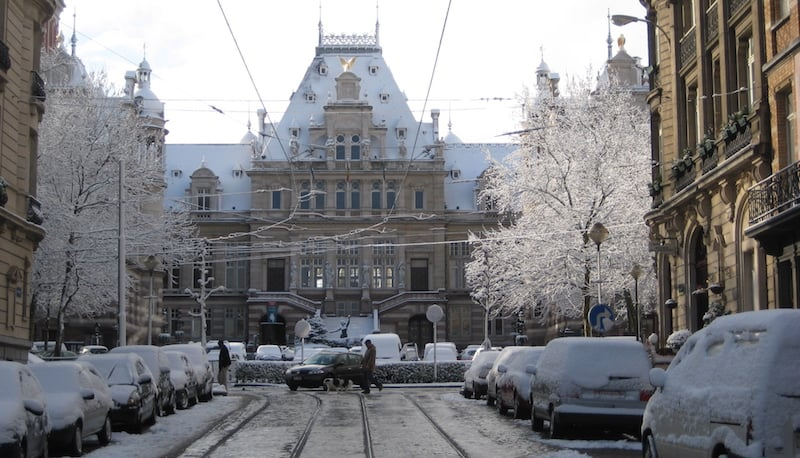 Onde Ficar Em Bruxelas Na Bélgica: Saint-Gilles