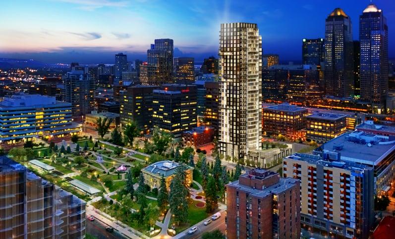 Onde Ficar Em Calgary: Beltline