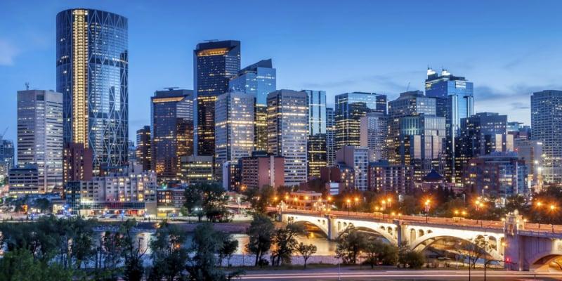 Onde Ficar Em Calgary: Centro