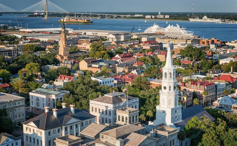 Onde Ficar Em Charleston: Centro Histórico